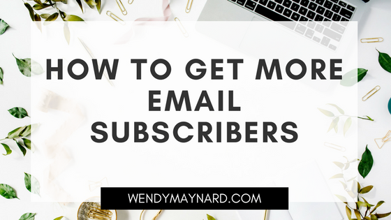 How to get more email subscribers: content upgrades boost conversions like crazy