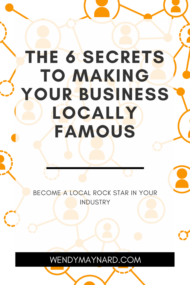 Become a local rock star in your industry