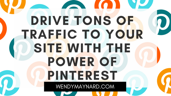 Drive tons of traffic to your site (and build your email list) using the power of Pinterest